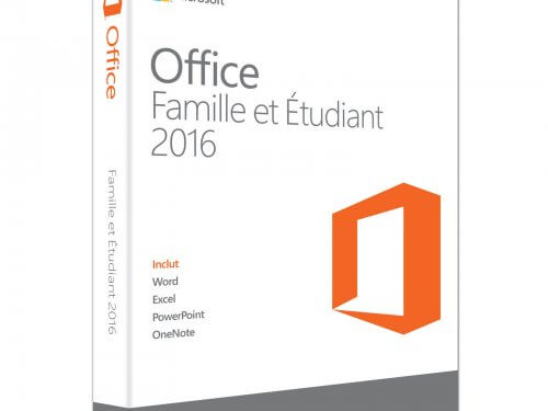 office 2016 famille etudiant word excel powerpoint one note