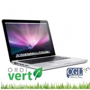 Portatif MacBook Pro A1278 13po i5/6G/120SSD OrdiVert revalorisé