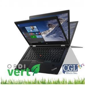 Portatif-tablette Lenovo Yoga X1 i7/8G/250SSD Ordivert Revalorisé