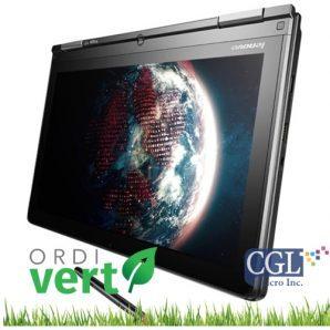 Portatif-tablette Lenovo Yoga 12 i7/8G/256SSD Ordivert Revalorisé