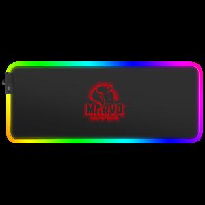 Tapis de Souris XL RGB Joueur Marvo