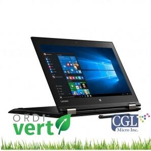 Portatif-tablette Lenovo Yoga X260 i5/8G/240SSD Ordivert Revalorisé