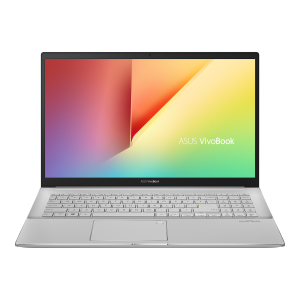 Portatif Asus Vivobook S15 15po i5/8Go/512SSD/10H Blanc