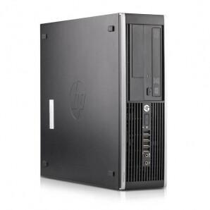 Tour HP EliteDesk 8300 i5/6G/120SSD/W10P OrdiVert revalorisé