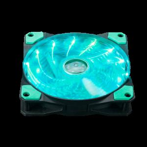 Ventilateur 120mm Vert MARVO
