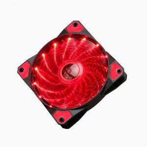 Ventilateur 120mm Rouge MARVO
